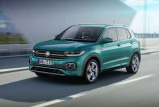 VW T-Cross - ab 17.975,- Euro