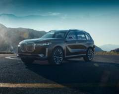 BMW X7 iPerformance– ein SUV der Generation Number One next