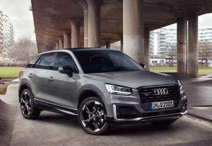 Audi-Q2-SUV-Modell-2016-Sonderedition-