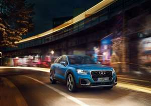 Audi-Q2-SUV-Modell-2016-front