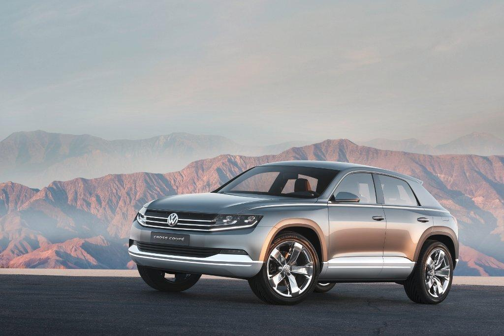 Studie VW Cross-Coupé