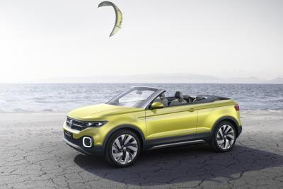 VW Studie T-Cross Breeze