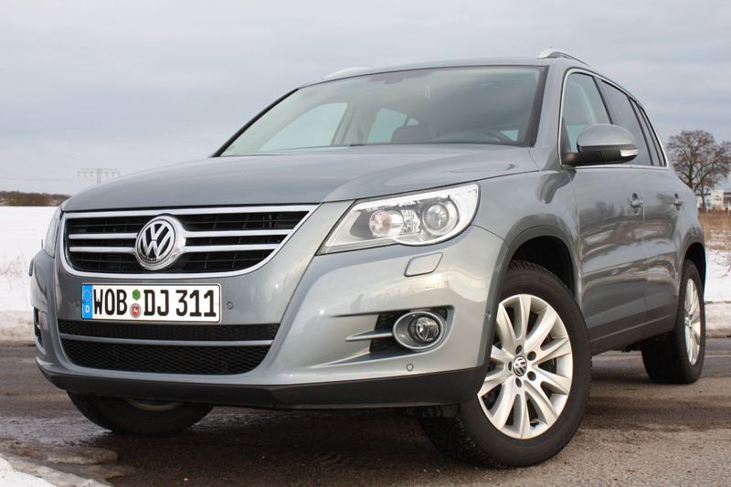 fahrbericht vw tiguan 2 0 tdi 4motion f hrungskraft. Black Bedroom Furniture Sets. Home Design Ideas