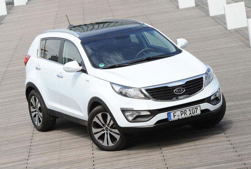 kia sportage erh lt bestnote im euro ncap crashtest. Black Bedroom Furniture Sets. Home Design Ideas