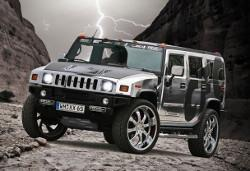 Hummer H2 by CFC®CarFilmComponents