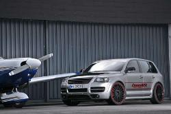VW Touareg W12 Sport Edition by CoverEFX!