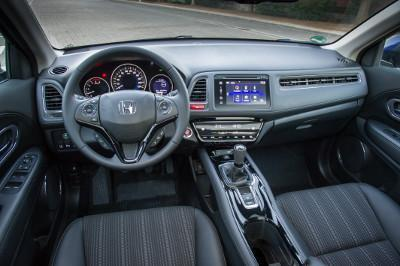 Honda HR V Cockpit