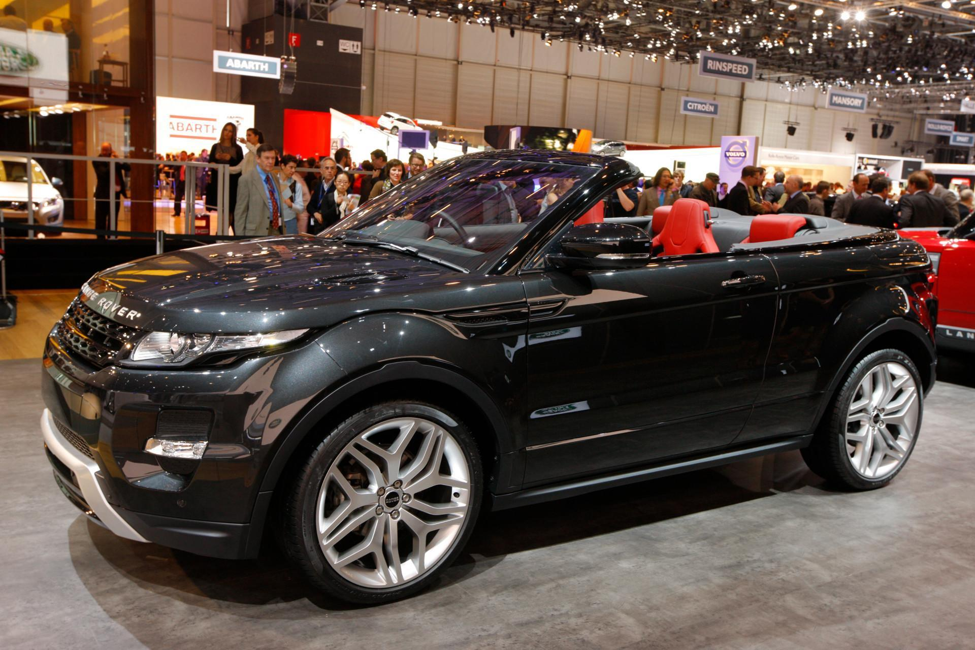 range rover evoque cabrio. Black Bedroom Furniture Sets. Home Design Ideas