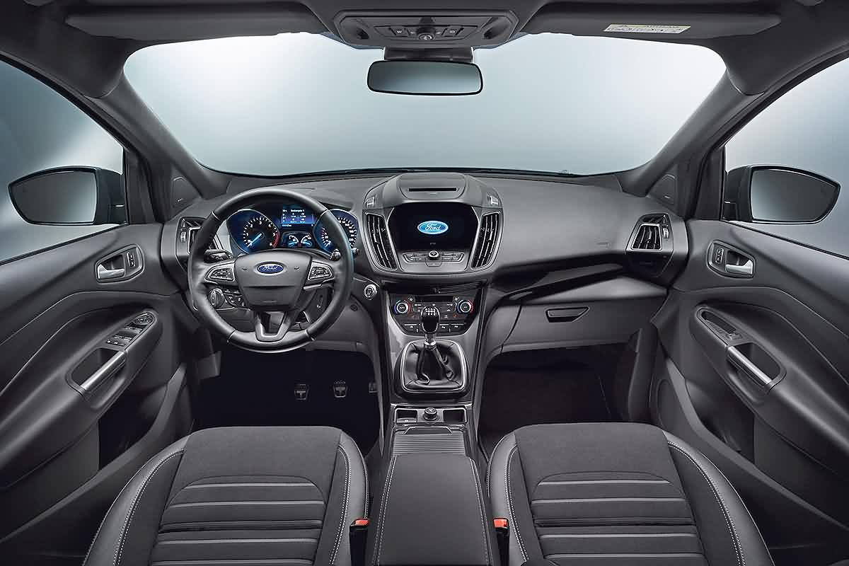 Neues Facelift F 252 R Den Ford Kuga
