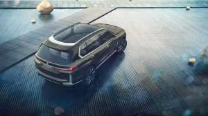 BMW-X7-iPerformance-Draufsicht-Heck
