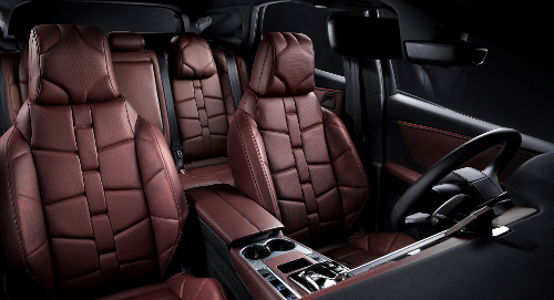 DS 7 SUV Modell 2018 Interieur
