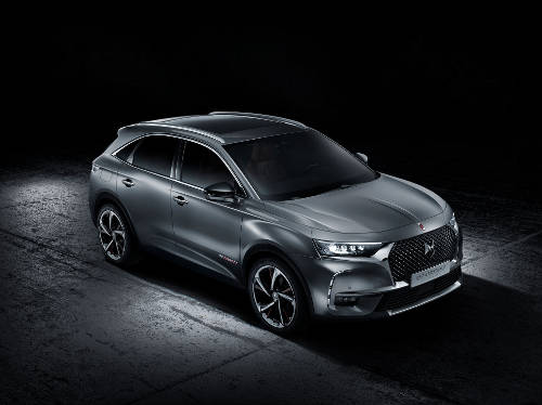 DS 7 SUV Modell 2018