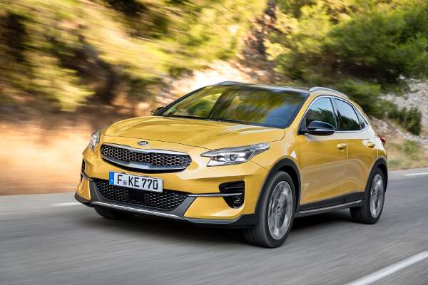 Kia XCeed MJ20 Frontperspektive
