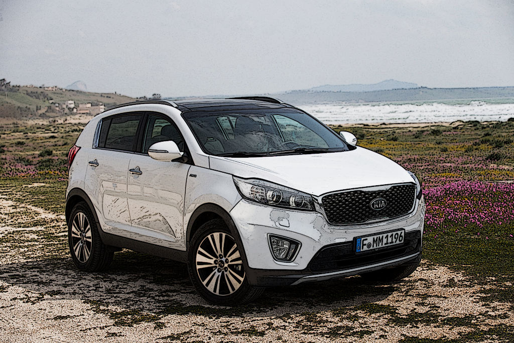 2016 Kia Sportage New Look  Release date, Specs, Review, Redesign and