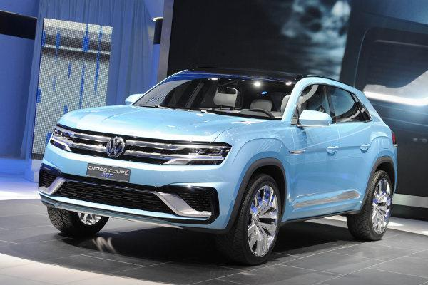 VW Studie Cross Coupe GTE