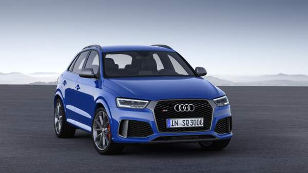 Audi RS Q3 performance Exterieur
