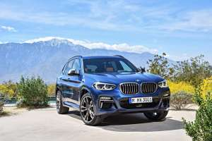BMW-X3-2017-Front