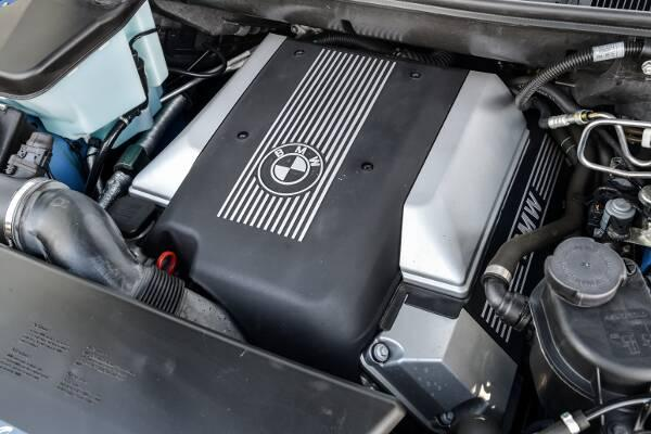BMW X5 4.6is 2002-2003 Motor
