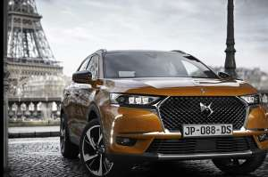 DS7-Crossback-SUV-Modell-2018-Exterieur-Front