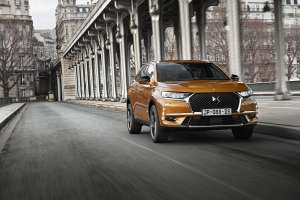 DS7-Crossback-SUV-Modell-2018-Exterieur-Frontal