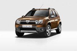 Dacia Duster - 1. Generation