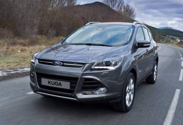 Ford Kuga 2. Generation MJ 2013