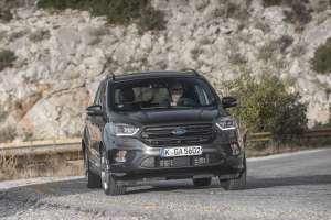 Ford-Kuga-ST-Line-Frontansicht