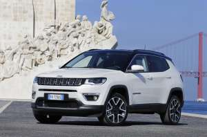 Jeep-Compass-Limited-Frontperspektive
