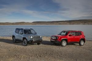 Jeep Renegade's