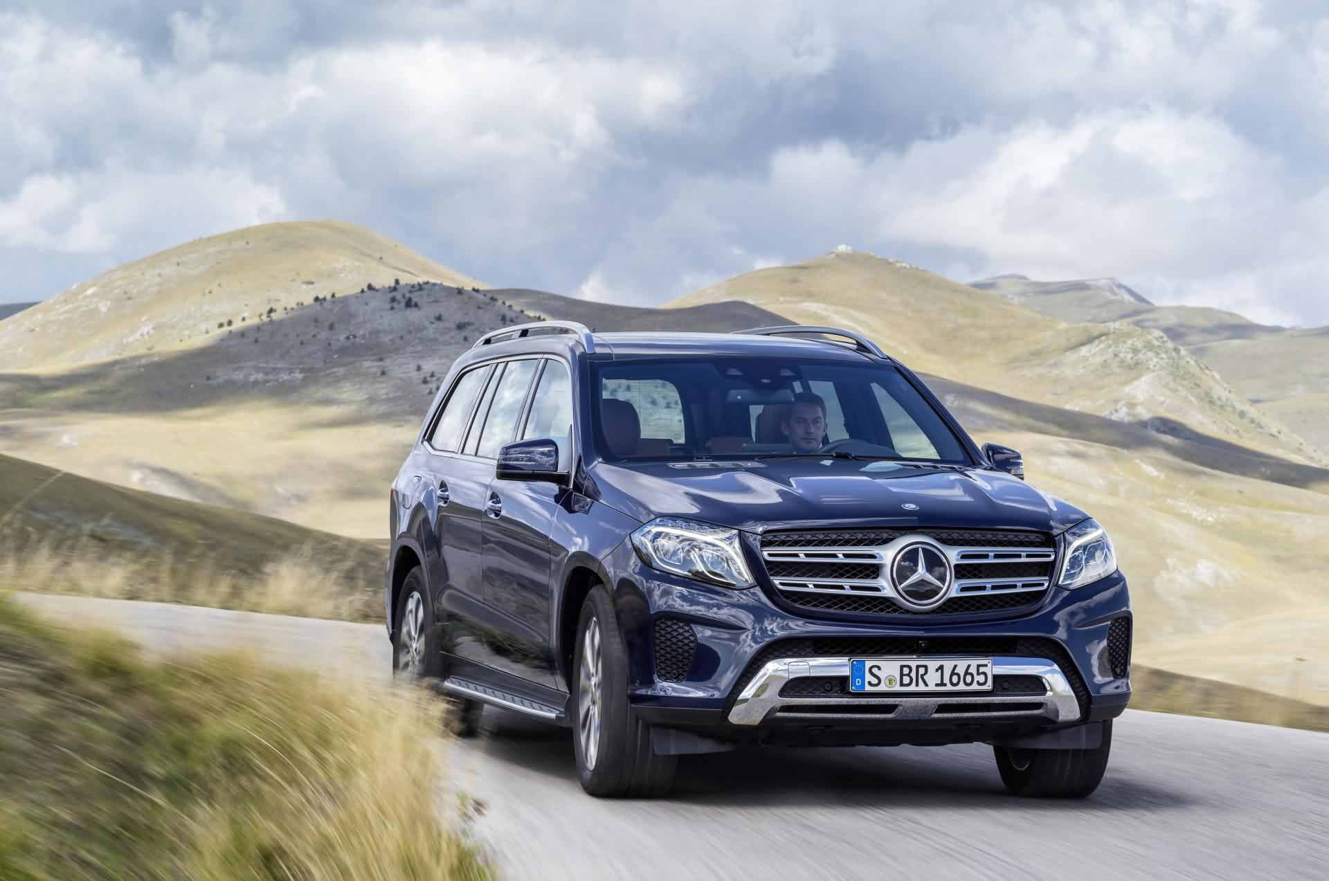 2017 Mercedes Benz Gls350d 4matic