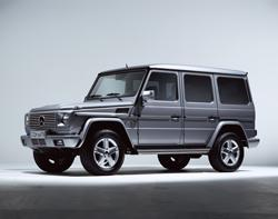 Mercedes-Benz G-Klasse Sondermodell Grand Edition