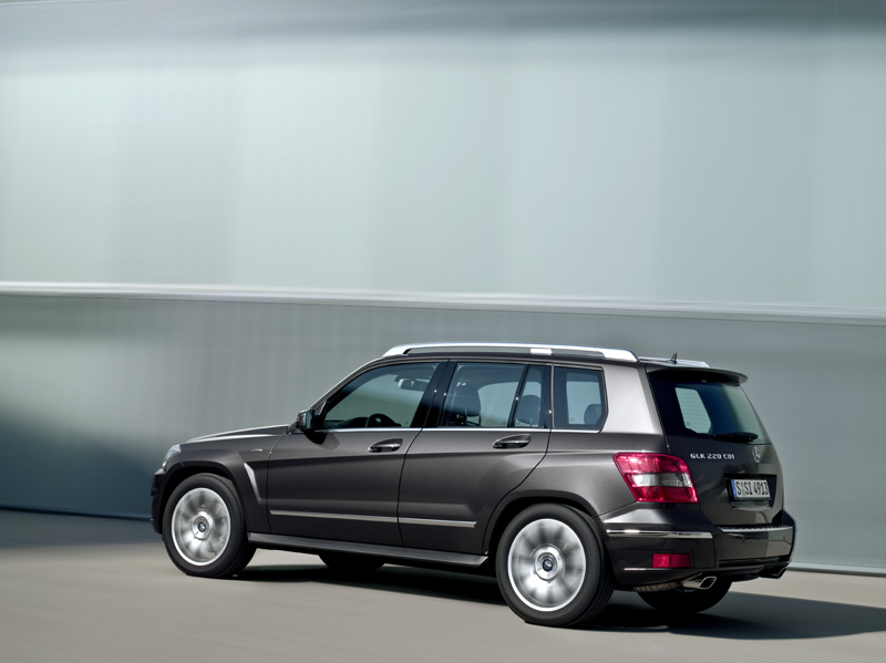 mercedes benz glk klasse infos daten bilder. Black Bedroom Furniture Sets. Home Design Ideas