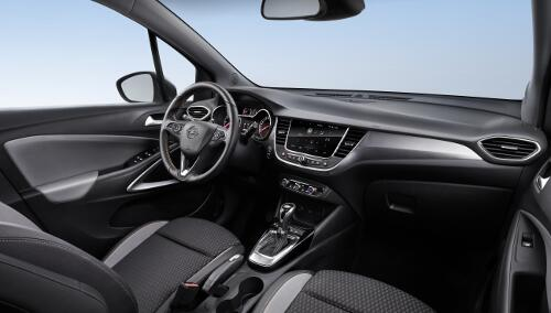 Opel Crossland X 2017 Interieur Cockpitansicht