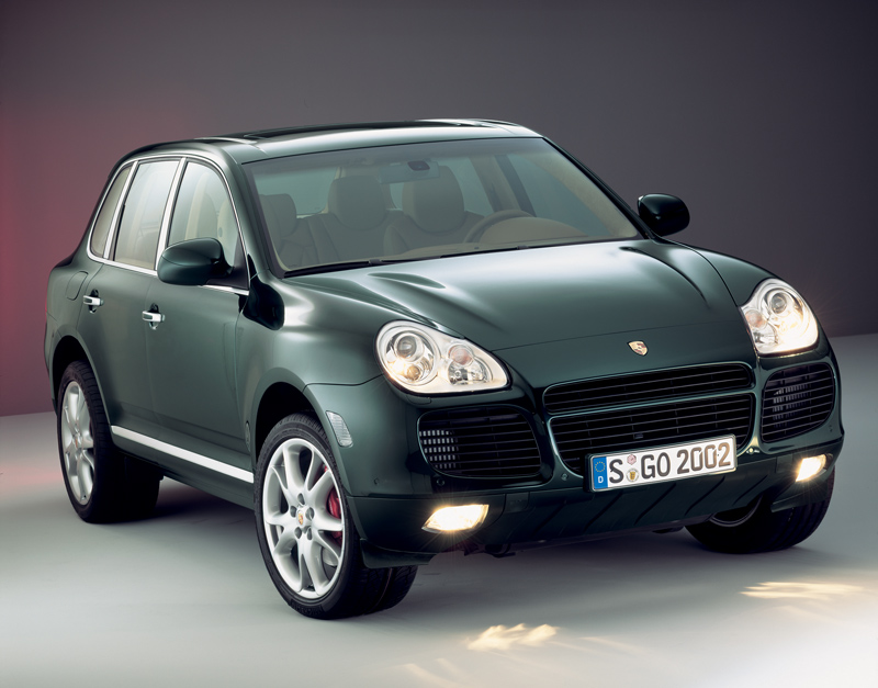 porsche cayenne 1 2 generation typ 9pa infos. Black Bedroom Furniture Sets. Home Design Ideas