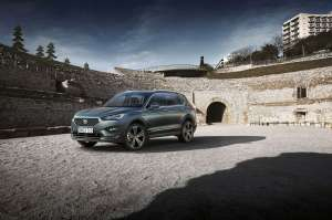 SEAT-Tarraco-Frontperspektive