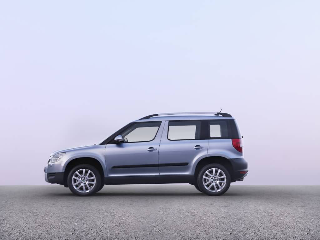 skoda yeti infos daten bilder. Black Bedroom Furniture Sets. Home Design Ideas