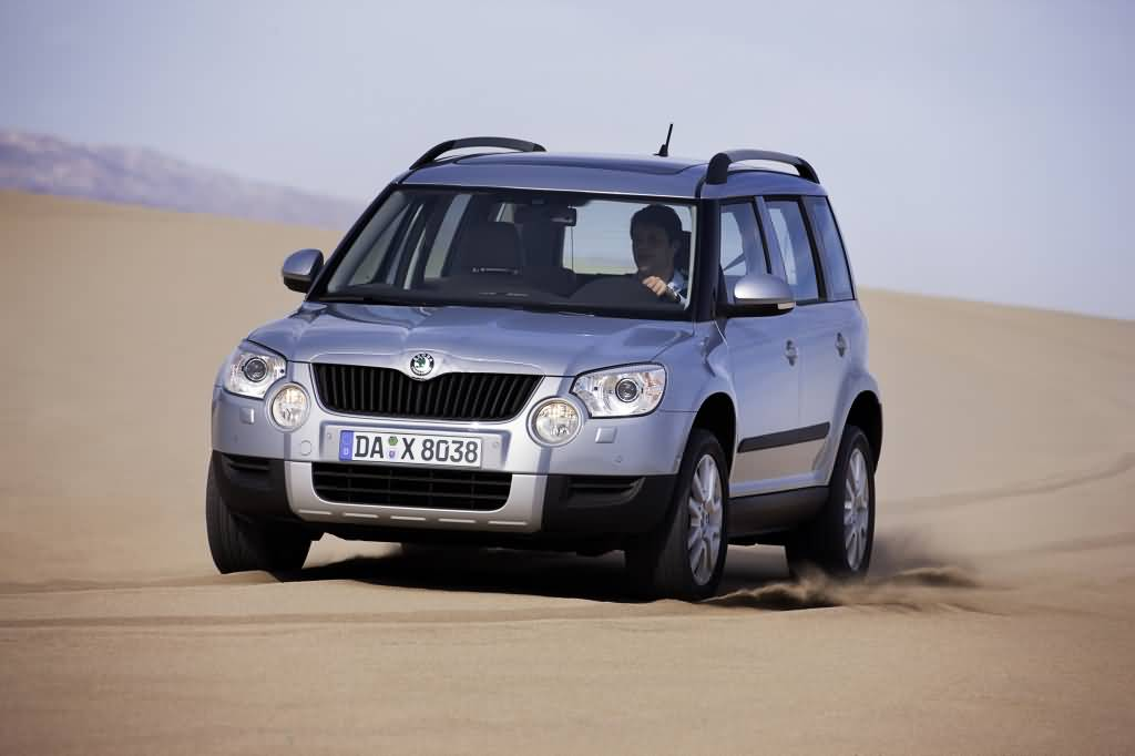 modellbeschreibung ber den skoda yeti. Black Bedroom Furniture Sets. Home Design Ideas