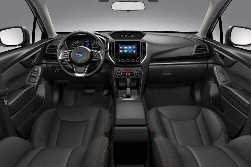 Subaru XV 2. Generation MJ 2018 Interieur