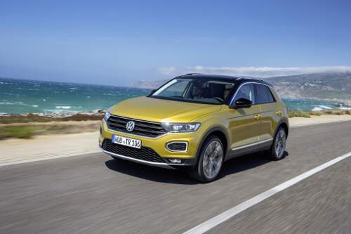 VW SUV T-Roc