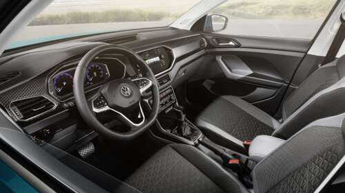 VW T-Cross Interieur Cockpit