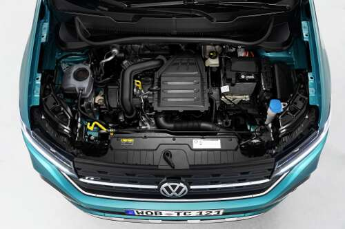 VW T-Cross Motor