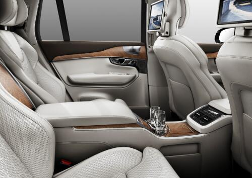 Volvo XC90 2015 Excellence Interrieur