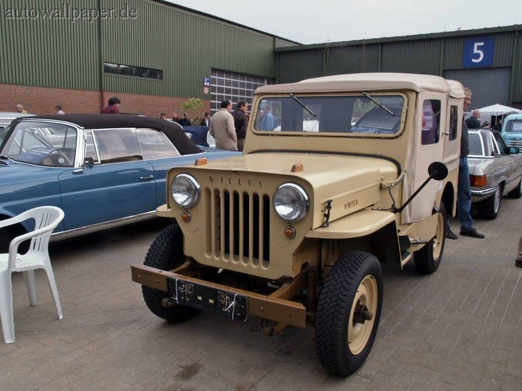 Willys Jeep CJ-38