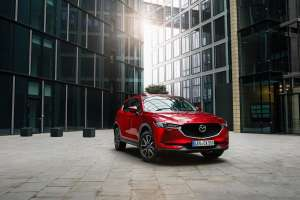 Mazda-CX-5-2-Generation-Design-Frontperspektive