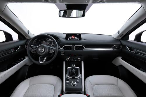 Mazda CX-5 2.Generation Interieur Cockpit
