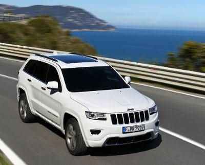 Jeep GrandCherokee SUV