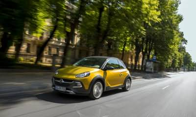 Opel ADAM ROCKS SUV