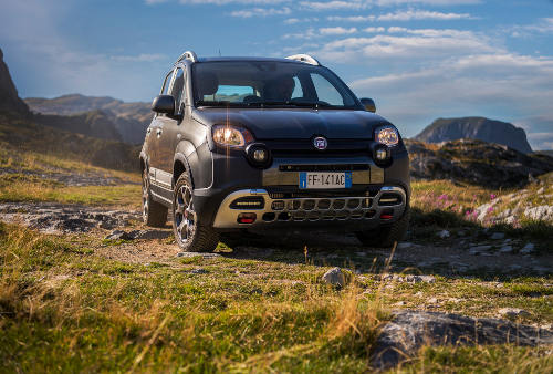 Fiat Panda Cross MJ 2016 Exterieur